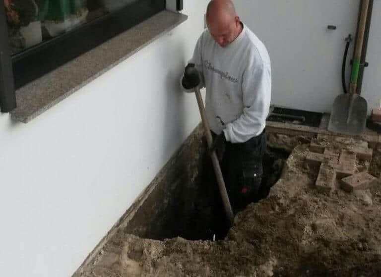 Kellersanierung 6